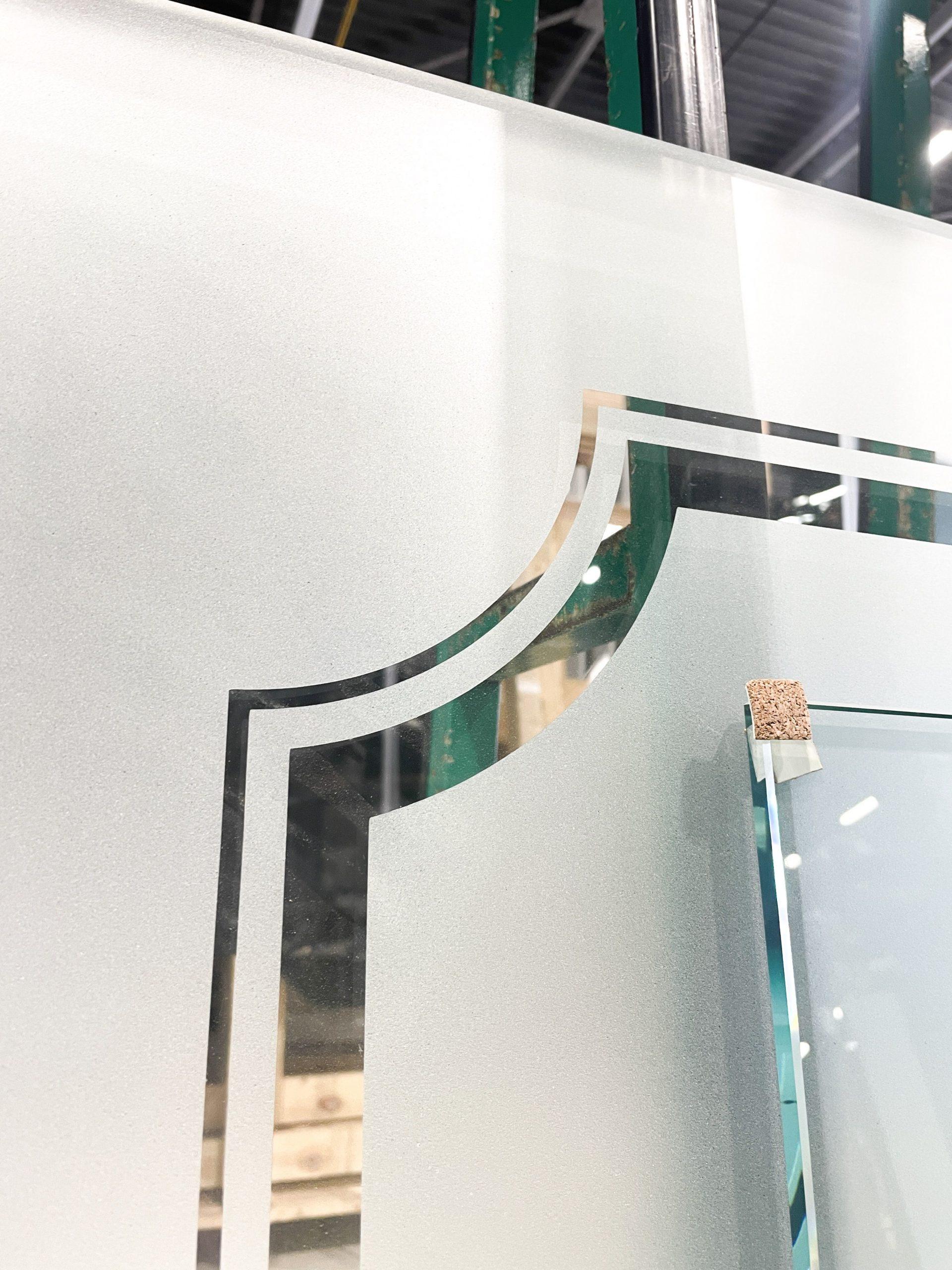 Klaaside, peeglite matistamine